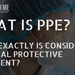 what is PPE? personal protective equipment